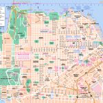 San Francisco Maps   Top Tourist Attractions   Free, Printable City Inside Printable Map Of San Francisco Streets