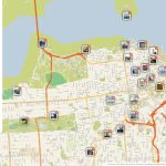 San Francisco Printable Tourist Map | Sygic Travel Inside Printable Map Of San Francisco Downtown