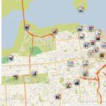 San Francisco Printable Tourist Map | Sygic Travel Inside Printable Map Of San Francisco Downtown