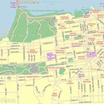 San Francisco Tourist Map Printable | San Francisco Map   What To Within San Francisco Tourist Map Printable
