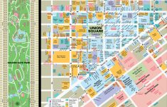 Map Of San Francisco Attractions Printable