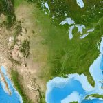 Satellite Image Maps And Posters Pertaining To Printable Satellite Maps