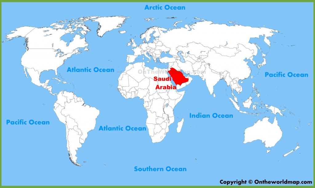 Saudi Arabian Maps | Maps Of Saudi Arabian inside Printable Map Of Saudi Arabia