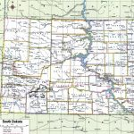 Sd Counties Map And Travel Information | Download Free Sd Counties Map Within South Dakota County Map Printable