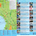 Seattle Maps | Washington, U.s. | Maps Of Seattle With Regard To Printable Map Of Seattle