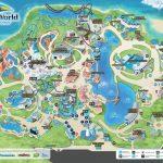 Seaworld Orlando Map   Map Of Seaworld (Florida   Usa) For Seaworld Orlando Map Printable