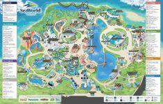 Seaworld Orlando Map – Map Of Seaworld (Florida – Usa) inside Printable Sea World San Diego Map