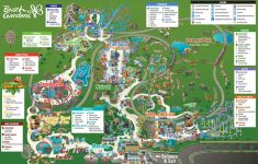 Seaworld Parks Orlando Tickets | Discount 3-Day Multi-Park Passes for Seaworld Orlando Park Map Printable