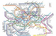 Printable Seoul Subway Map