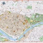 Seville Maps | Spain | Maps Of Seville (Sevilla) Within Printable Tourist Map Of Seville