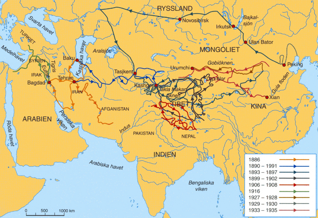 Silk Road Maps 2019 - Useful Map Of The Ancient Silk Road Routes regarding Silk Road Map Printable