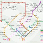Singapore Maps   Top Tourist Attractions   Free, Printable City In Singapore Mrt Map Printable