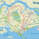 Singapore Maps   Top Tourist Attractions   Free, Printable City Intended For Singapore City Map Printable