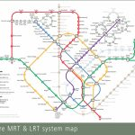 Singapore Mrt Map Intended For Singapore Mrt Map Printable