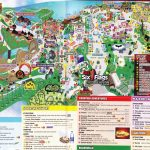 Six Flags Great Adventure 2015 Park Map For Usa America 8 – World with regard to Six Flags Great America Printable Park Map