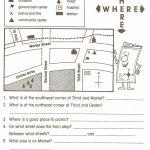 Social Studies Worksheets   Google Search | Social Studies | Map For Map Symbols For Kids Printables