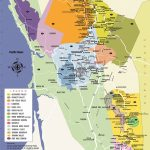 Sonoma County Wine Country Maps   Sonoma Within Napa Winery Map Printable