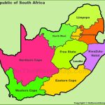 South Africa Maps | Maps Of Republic Of South Africa In Printable Map Of South Africa