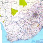 South Africa Maps | Printable Maps Of South Africa For Download Pertaining To Free Printable Road Maps