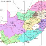 South Africa Maps | Printable Maps Of South Africa For Download Throughout Printable Map Of South Africa