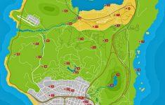 Gta 5 Map Printable