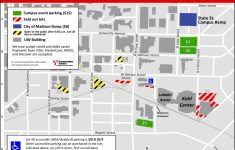 Printable Uw Madison Campus Map