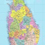 Sri Lanka Maps | Printable Maps Of Sri Lanka For Download In Printable Map Of Sri Lanka
