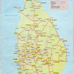 Sri Lanka Maps | Printable Maps Of Sri Lanka For Download Throughout Printable Map Of Sri Lanka