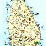 Sri Lanka Maps | Printable Maps Of Sri Lanka For Download with regard to Printable Map Of Sri Lanka