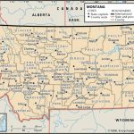 State And County Maps Of Montana Throughout Washington State Counties Map Printable