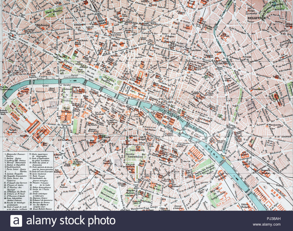 Street Map Stock Photos & Street Map Stock Images - Alamy for Printable Street Map Of Harrogate Town Centre