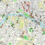 Street Maps Printable On Map Of Paris Tourist Lovely And For 1 0 Within Printable Street Maps