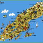 Sweden Maps   Maps Of Sweden   Sweden1   Tourist Map, Sweden Map, Sweden Intended For Stockholm Tourist Map Printable
