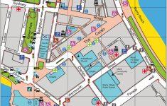 Sydney Tourist Map Printable