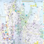 Sydney Maps   Top Tourist Attractions   Free, Printable City Street Map In Sydney City Map Printable