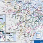 Sydney Suburbs Bus Map Within Printable Map Of Sydney Suburbs