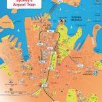 Sydney Tourist Attractions Map Regarding Sydney Tourist Map Printable