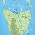 Tasmania Maps   Australia   Maps Of Tasmania (Tas) Within Printable Map Of Tasmania