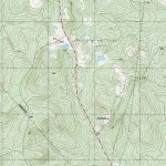 The Barefoot Peckerwood: Free Printable Topo Maps Intended For Printable Topo Maps