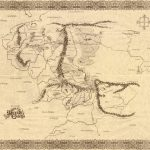 The Lord Of The Rings Maps Regarding Printable Lord Of The Rings Map