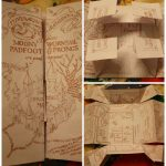 The Marauders Map | Potterlove | Harry Potter Marauders Map, Harry Throughout The Marauders Map Printable