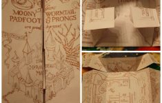 The Marauders Map Printable