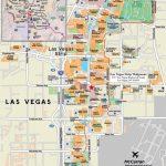 The Strip Map Las Vegas Nv   Afputra for Map Of Las Vegas Strip 2014 Printable