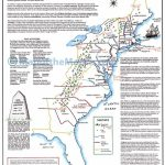 The Thirteen Colonies Map   Maps For The Classroom Pertaining To 13 Colonies Map Printable