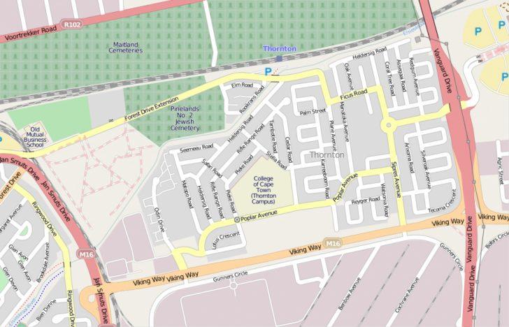 Printable Street Map Of Llandudno