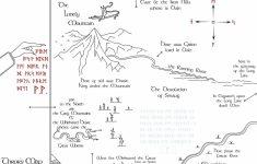 Thror's Map Printable