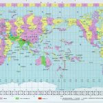 Timezone World Map And Travel Information | Download Free Timezone Intended For World Time Zone Map Printable Free