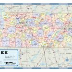 Tn County Maps With Cities And Travel Information | Download Free Tn Inside Printable Map Of Tennessee Counties And Cities