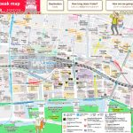 Tokyo Maps   Top Tourist Attractions   Free, Printable City Street In Printable Map Of Tokyo
