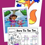 Top 10 Dora The Explorer Printables Of All Time | Nickelodeon Parents Pertaining To Dora Map Printable